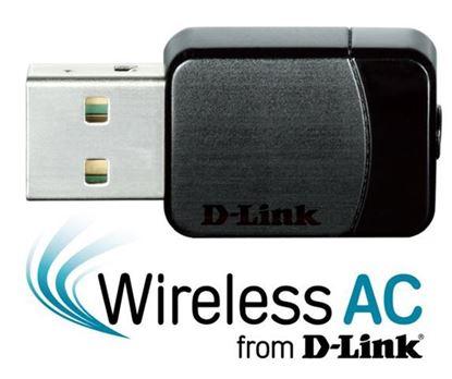 Slika D-Link micro USB bežični adapter DWA-171
