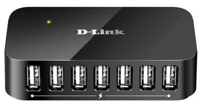 Slika D-Link USB hub DUB-H7/E