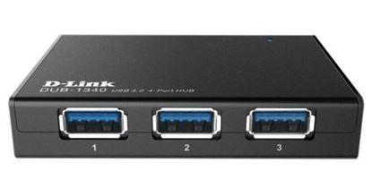Slika D-Link USB 3.0 hub  DUB-1340
