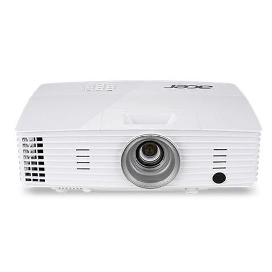 Slika Acer DLP projektor  X1383WH