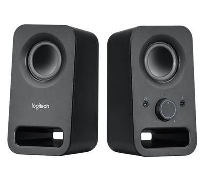 Slika Zvučnici 2.0 Logitech Z150, crni
