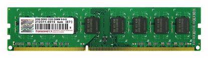 Slika Memorija Transcend DDR3 2GB 1333MHz, JM1333KLN-2G