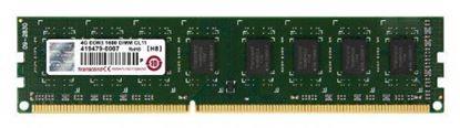 Slika Memorija Transcend DDR3 2GB 1600MHz, JM1600KLN-2G