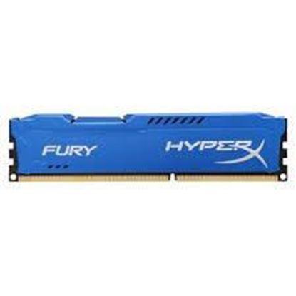 Slika MEM DDR3 4GB 1600MHz, HyperX Fury KIN