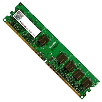Slika Memorija Transcend DDR2 1GB 800MHz, JM800QLU-1G