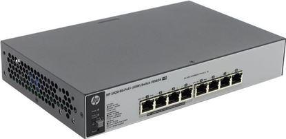 Slika HPE OfficeConnect web upravljivi 1820 8G PoE+ (65W)
