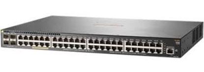 Slika Aruba switch upravljivi L3, 2930F 48G PoE+ 4SFP JL262A