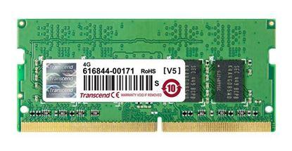 Slika Memorija za prijenosna računala Transcend DDR3 4GB 1600MHz