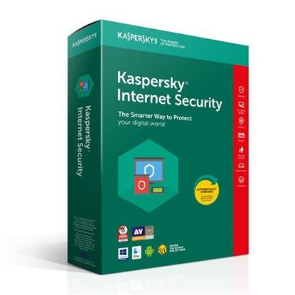 Slika Kaspersky Internet Security 3D 1Y