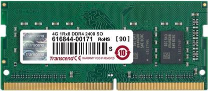 Slika Memorija za prijenosna računala Transcend DDR4 4GB 2400MHz