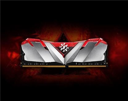 Slika Memorija DDR4 8GB 3200MHz XPG Gammix D30 Red ADATA