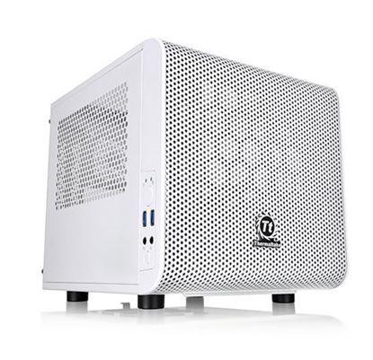 Slika Kućište Thermaltake Core V1 Snow Edition