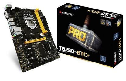Slika Matična ploča Biostar TB250-BTC+
