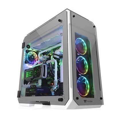 Slika Kućište Thermaltake View snow 71 Tempered Glass Edition
