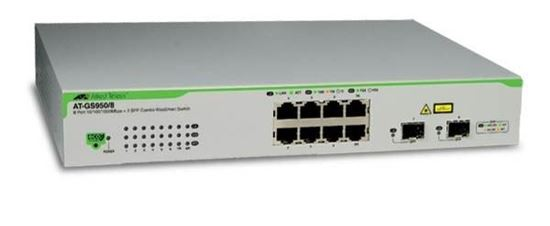 Slika Allied Telesis switch web upravljivi, AT-GS950/8-50