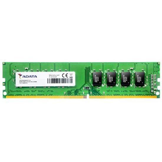 Slika Memorija Adata DDR4 4GB 2400MHz Bulk