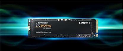 Slika SSD SAMSUNG 1TB 970 Evo Plus, M.2 2280 PCIe