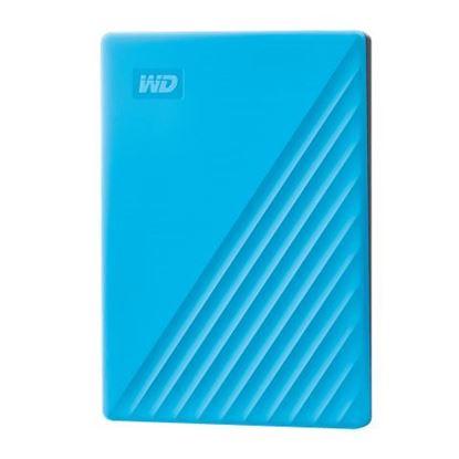 Slika Vanjski Tvrdi Disk WD My Passport™ USB 3.2 Blue 4TB