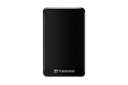 Slika Vanjski tvrdi disk 2TB StoreJet 25A3K Transcend USB 3.1 Black