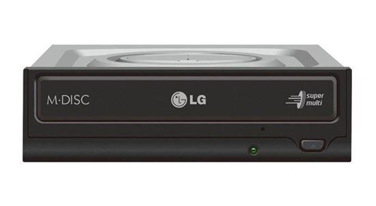 Slika Optički uređaj Hitachi/LG GH24NSD5 SATA Bulk Black 24x