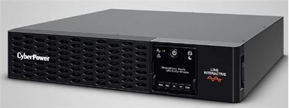 Slika CyberPower 1000VA/1000W PR1000ERT2U, line-int., Euro, tower/rack