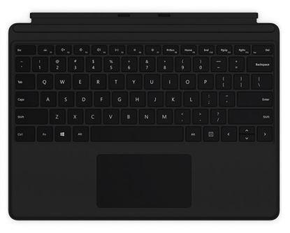 Slika Microsoft tipkovnica za Surface Pro X, crna