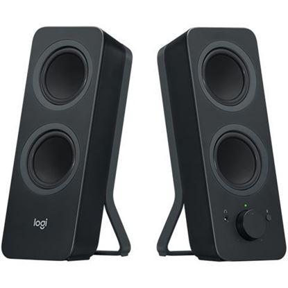 Slika Zvučnici 2.0 Logitech Z207 USB 2.0 Bluetooth