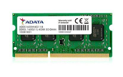 Slika Memorija za prijenosno računalo DDR3L 8GB 1600MHz ADATA