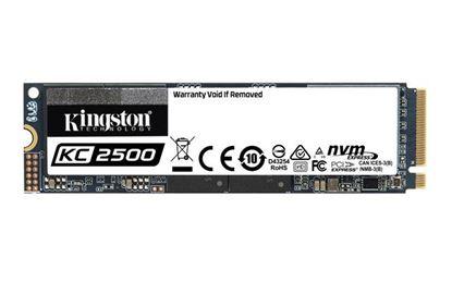 Slika SSD 500GB KIN KC2500 PCIe M.2 2280 NVMe