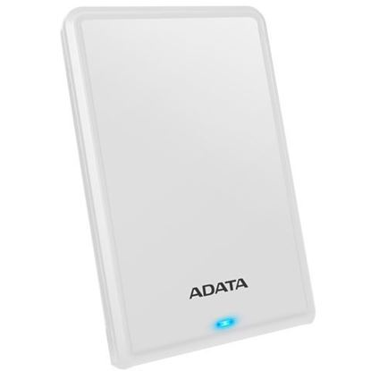 "Slika HDD EXT AD HV620S Slim 1TB 2.5"" USB 3.1 White"