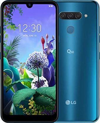 Slika MOB LG Q60 blue mobilni uređaj