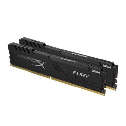 Slika MEM DDR4 16GB 2666MHz (2x8GB) HyperX Fury KIN