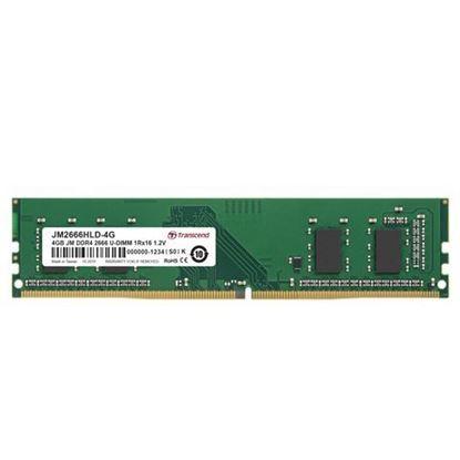 Slika MEM DDR4 4GB 2666MHz JetRam TS