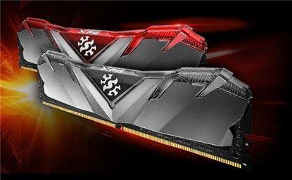 Slika MEM DDR4 8GB 3600MHz XPG Gammix D30 Black AD