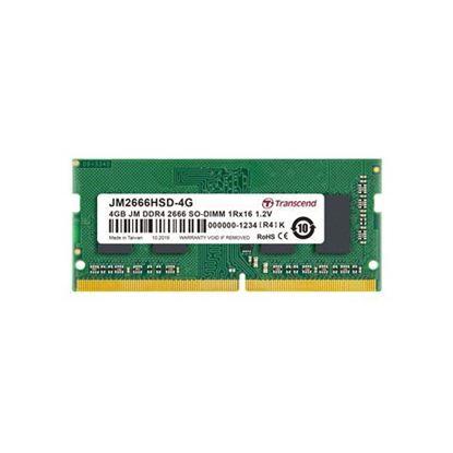 Slika MEM SOD DDR4 4GB 2666MHz JetRam TS
