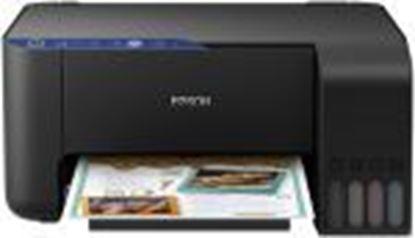 Slika Pisač EPSON ECOTANK ITS L3151 + tinta 103BK + papir 10x15cm