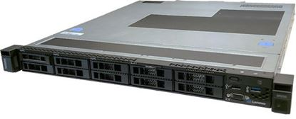 Slika SRV LN SR250 E-2124 8GB RAM 1x450W 2x480GB SSD 2x4TB