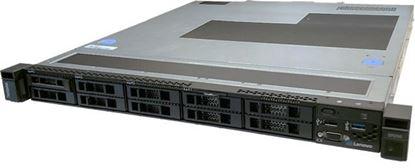 Slika SRV LN SR250 E-2124 8GB RAM 2x1TB 1x300W