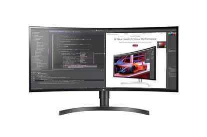 Slika MON 34 LG 34WL85C-B Curved UltraWide QHD IPS
