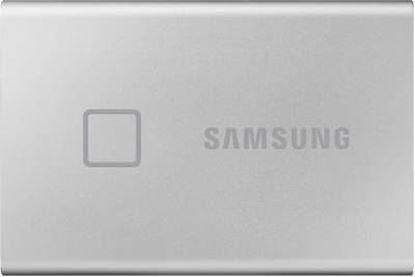 Slika Vanjski SSD 500GB SAM Portable T7 Silver EU