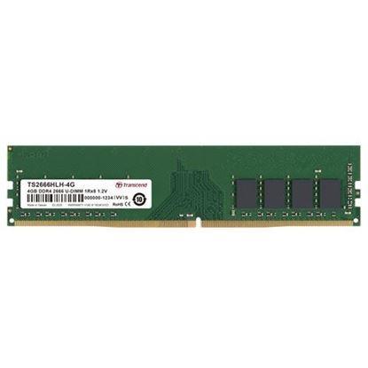 Slika Memorija za računalo Transcend DDR4 4GB 2666MHz