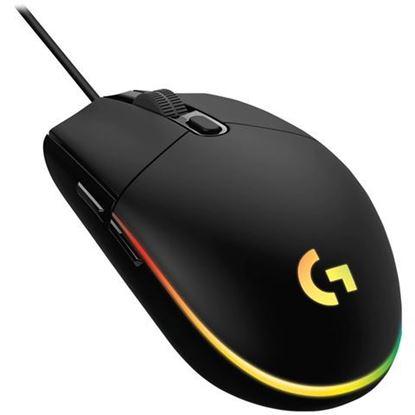 Slika Miš žični Logitech G203 Lightsync