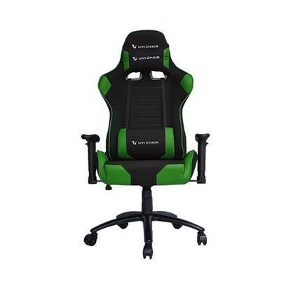 Slika Gaming stolica UVI CHAIR Styler Green
