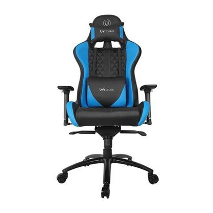 Slika Gaming stolica UVI CHAIR Gamer Blue