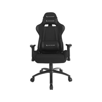 Slika Gaming stolica UVI CHAIR Back in Black