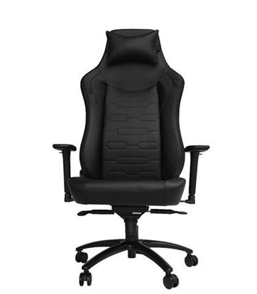 Slika Gaming stolica UVI CHAIR ELEGANT BLACK V2