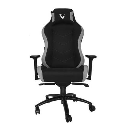 Slika Gaming stolica UVI CHAIR ALPHA special fabric edition gray