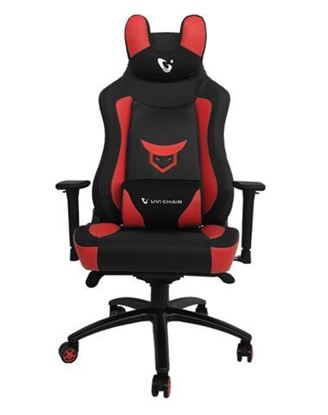 Slika Gaming stolica UVI CHAIR Devil PRO Red