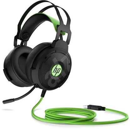 Slika HP slušalice za prijenosno računalo, zelene, 4BX33AA