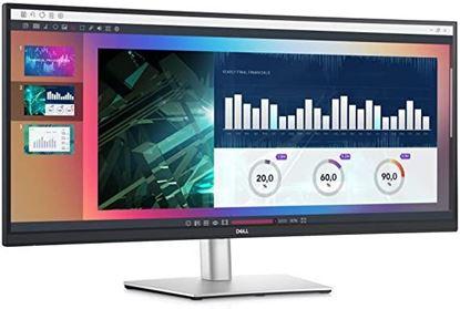 Slika Monitor DELL P3421W Curved, 210-AXRD